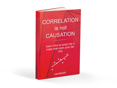 Correlation is not causation book image